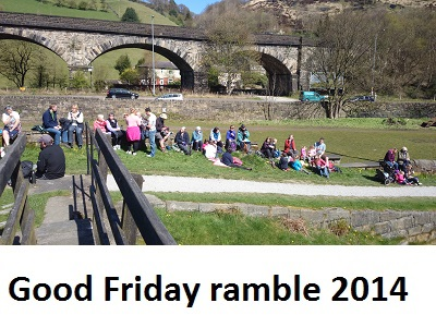 Good Friday ramble